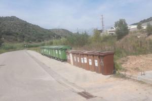 Puig-reig habilita 10 contenidors d'orgànica per evitar cinc dies sense poder llançar la fracció