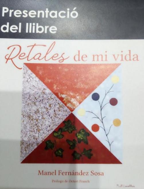 Presentació del llibre: RETALES DE MI VIDA @ Celler La Tosca (BERGA)
