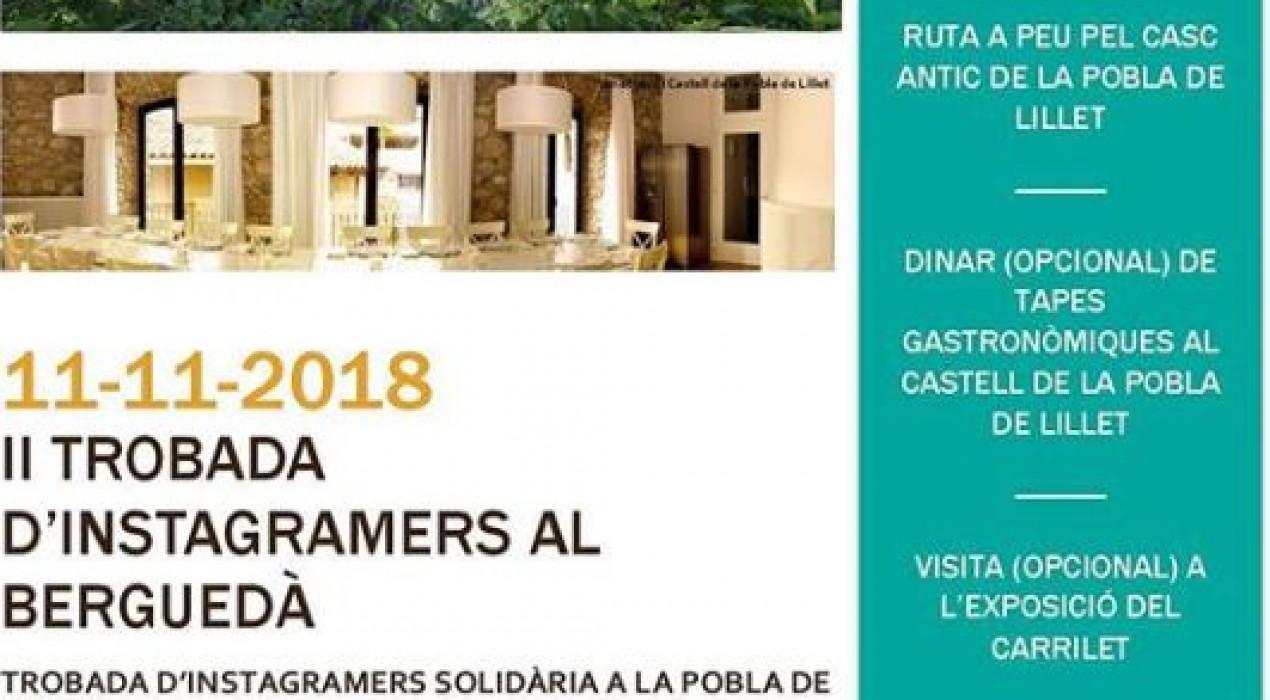 II Trobada d'instagramers al Berguedà