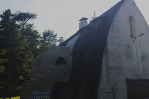 L'adequació de la coberta i les façanes del Xalet del Catllaràs estarà enllestida en un any