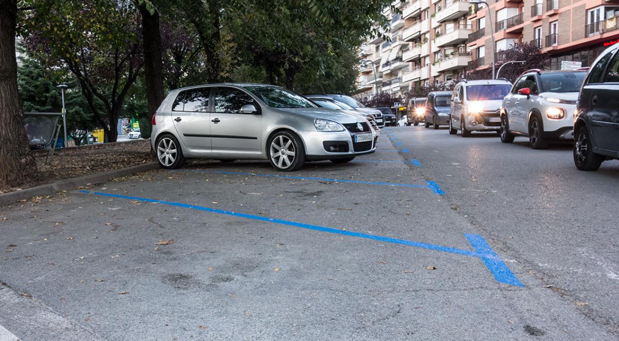 Berga se suma a les grans ciutats catalanes i elimina la zona blava durant el coronavirus
