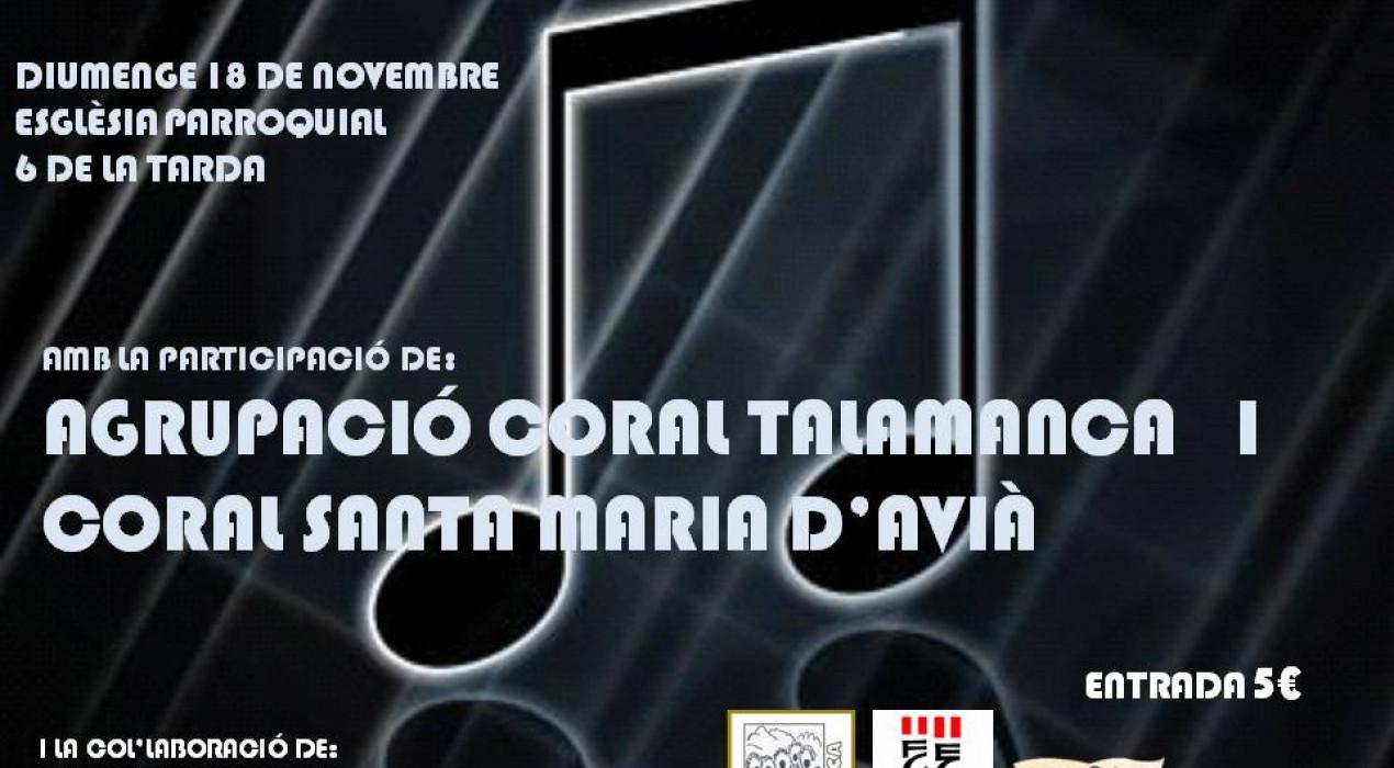 Concert de Santa Cecília 2018