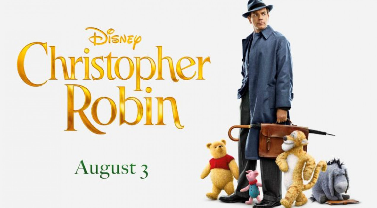 Cinema a Berga: CHRISTOPHER ROBIN