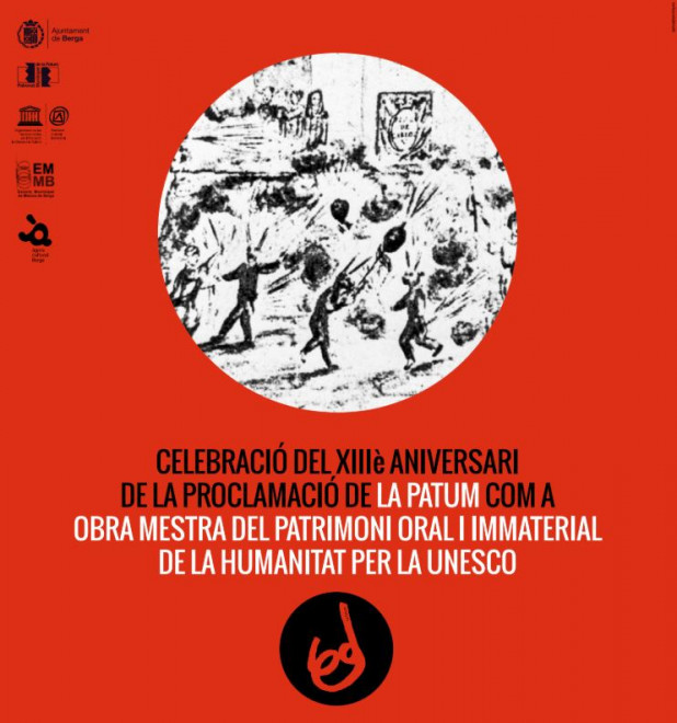 13è aniversari de La Patum com a Patrimoni de la Humanitat @ Casa de La Patum (BERGA)