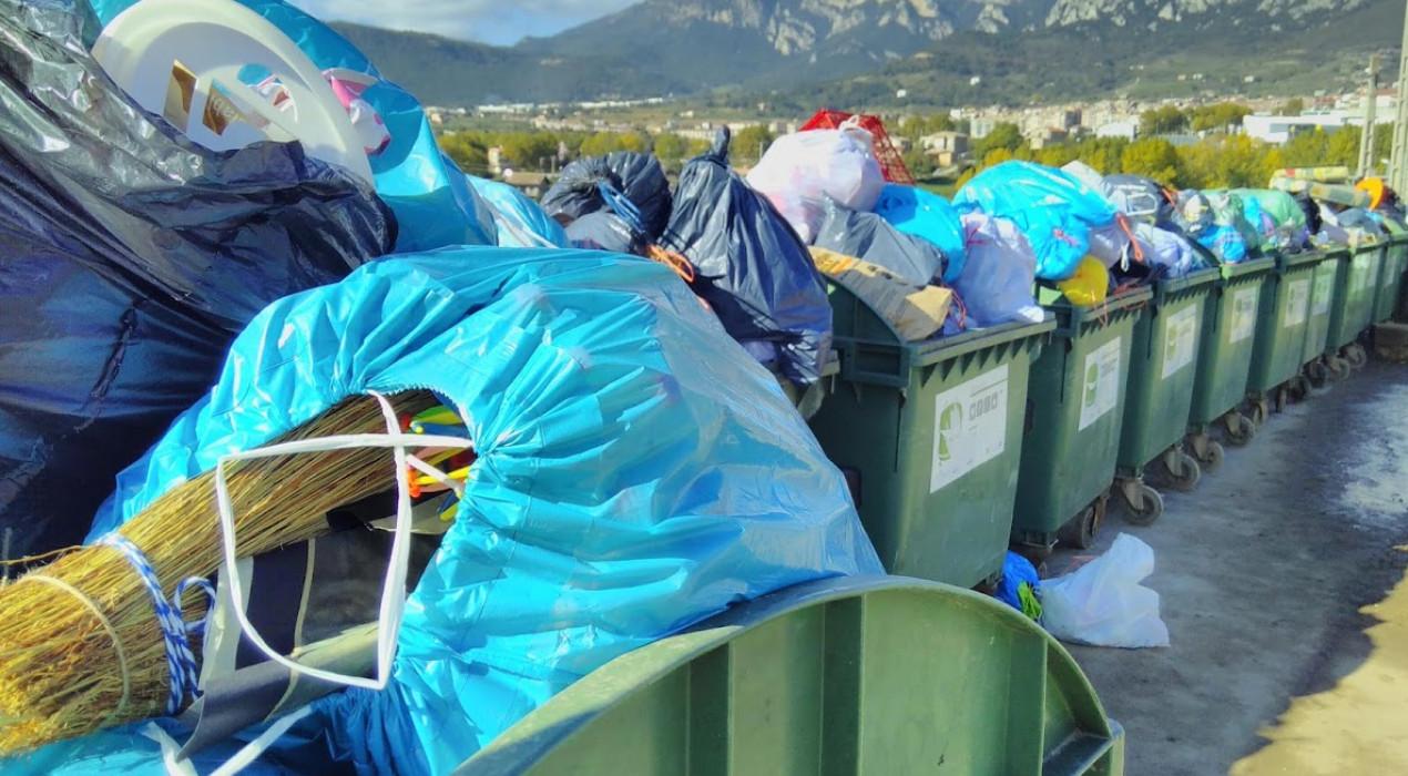 El Berguedà ha deixat d'enviar més de 5.000 tones a l'abocador amb el porta a porta