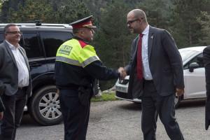 Les masies aïllades del Berguedà tindran codis de geolocalització per facilitar l'arribada dels serveis d'emergència