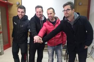 El llegat del Casalets: quatre clubs de Berga s'uneixen per crear un campus de futbol, handbol, bàsquet i trail