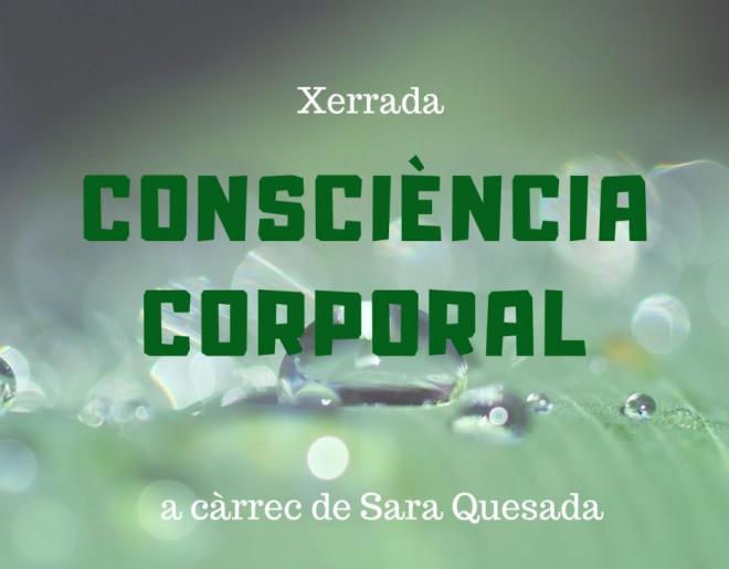 Xerrada: Consciència corporal @ Biblioteca Ramon Vinyes i Cluet (BERGA)