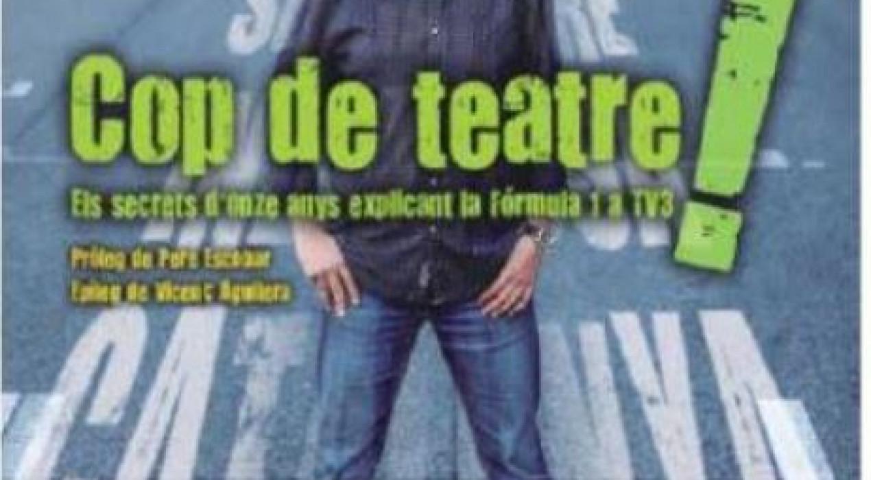 """Presentació del llibre """"Cop de teatre!"""" Els secrets d'onze anys explicant la Fórmula 1 a TV3"""