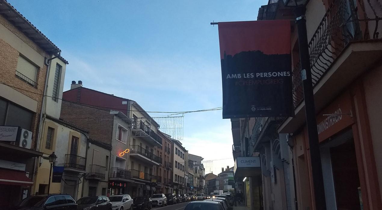 Puig-reig llança #CreemPuigreig, un eslògan que l'Ajuntament utilitzarà per visibilitzar tot el que es fa al poble