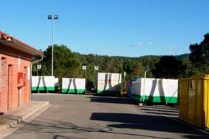 Les deixalleries del Berguedà, tancades fins a nou avís