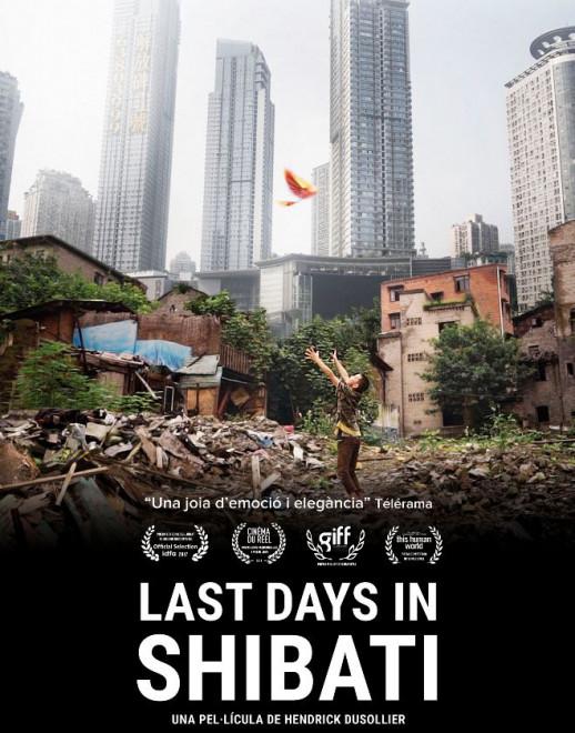 El Documental del Mes: LAST DAYS IN SHIBATI @ Biblioteca Guillem de Berguedà (PUIG-REIG)