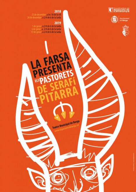 Els Pastorets de Berga 2018 @ Teatre Municipal de Berga