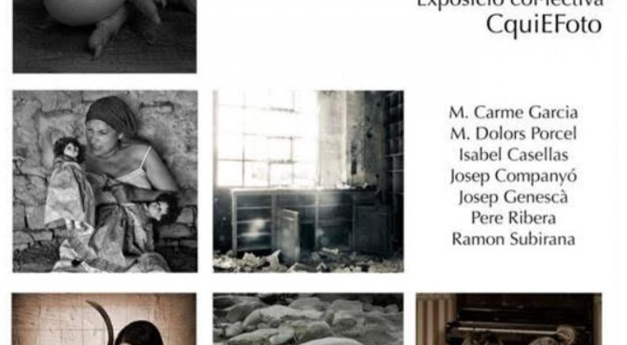 Exposició Col·lectiva CquiEFoto 7 x 5