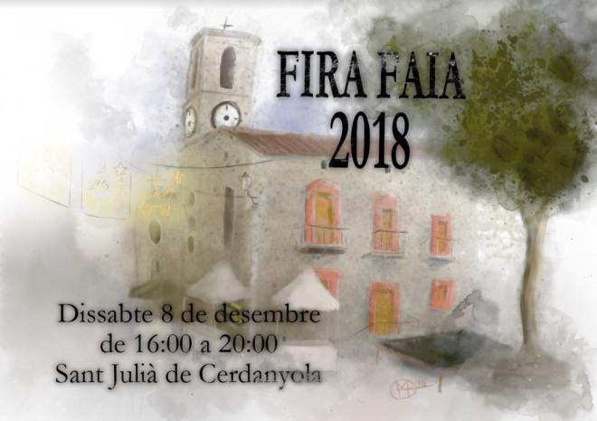 Fira Faia 2018 @ Sant Julià de Cerdanyola