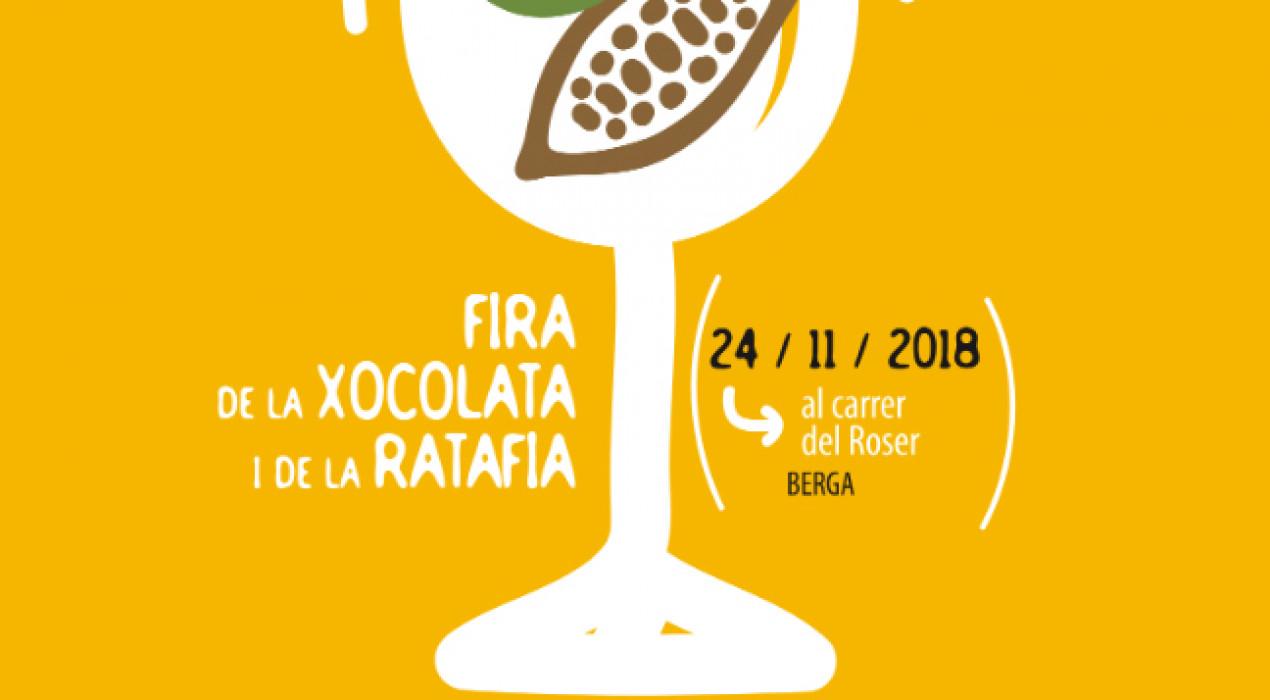 Fira de la Xocolata i de la Ratafia de Berga 2018