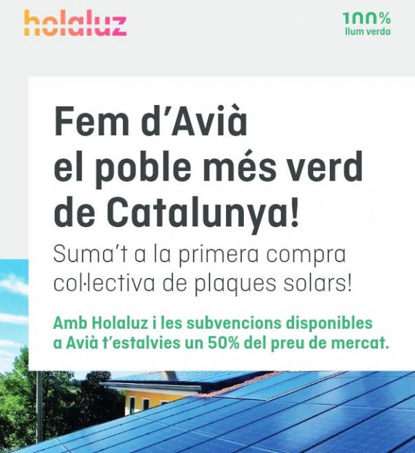 XERRADA: Fem d'Avià el poble més verd de Catalunya! @ Ajuntament d'Avià