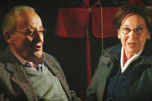 Berga ret homenatge a Isabel Cardona i Josep Freixa pel 13è aniversari de La Patum com a Patrimoni de la Humanitat