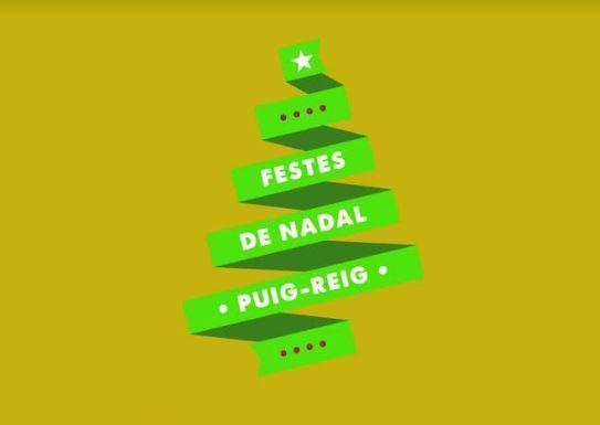 Encesa llums de Nadal a PUIG-REIG @ Plaça de la creu (PUIG-REIG)