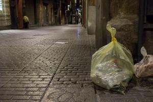 L'estrena del porta a porta a Berga: les primeres passes d'una ciutat que aprèn a reciclar