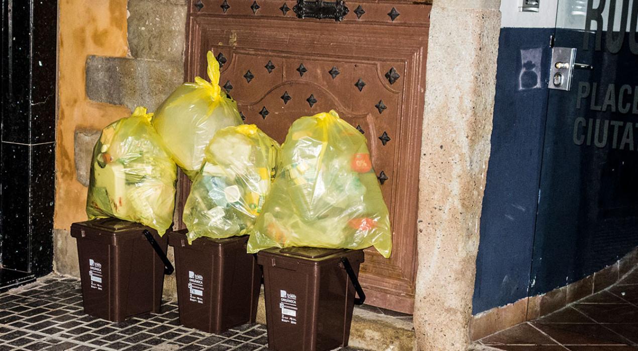 Els municipis del porta a porta passen del 26 al 70% de reciclatge en els primers 11 dies de servei a Berga