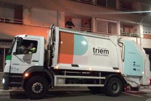 """El Consell Comarcal no veu """"la necessitat"""" de passar a recollir els residus cada dia als comerços"""