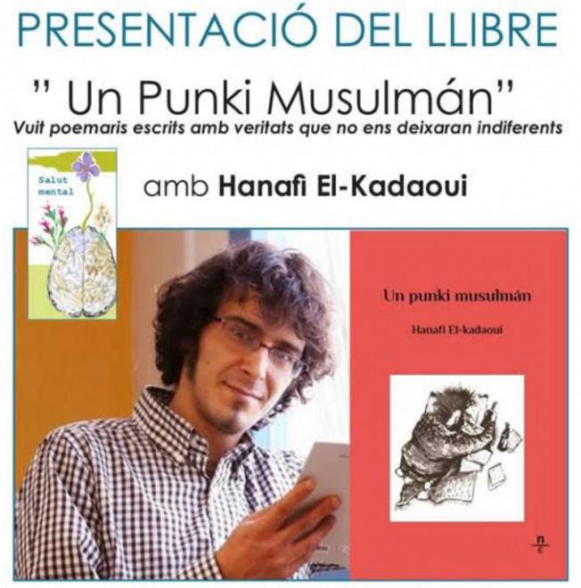 """Presentació del llibre """"UN PUNKI MUSULMÁN"""" @ Biblioteca de Gironella"""