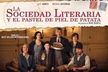 Cinema a Berga: LA SOCIEDAD LITERARIA Y EL PASTEL DE PIEL DE PATATA @ Teatre Patronat de Berga