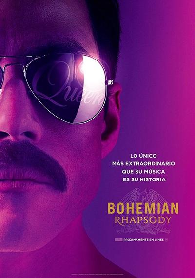 Cinema a Berga: BOHEMIAN RHAPSODY @ Teatre Patronat de Berga