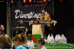 La Quina de Bagà reuneix més de 800 persones per passar una nit boja i plena de premis