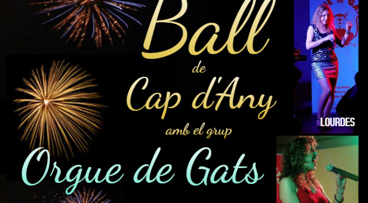 Ball de Cap d'any a Berga