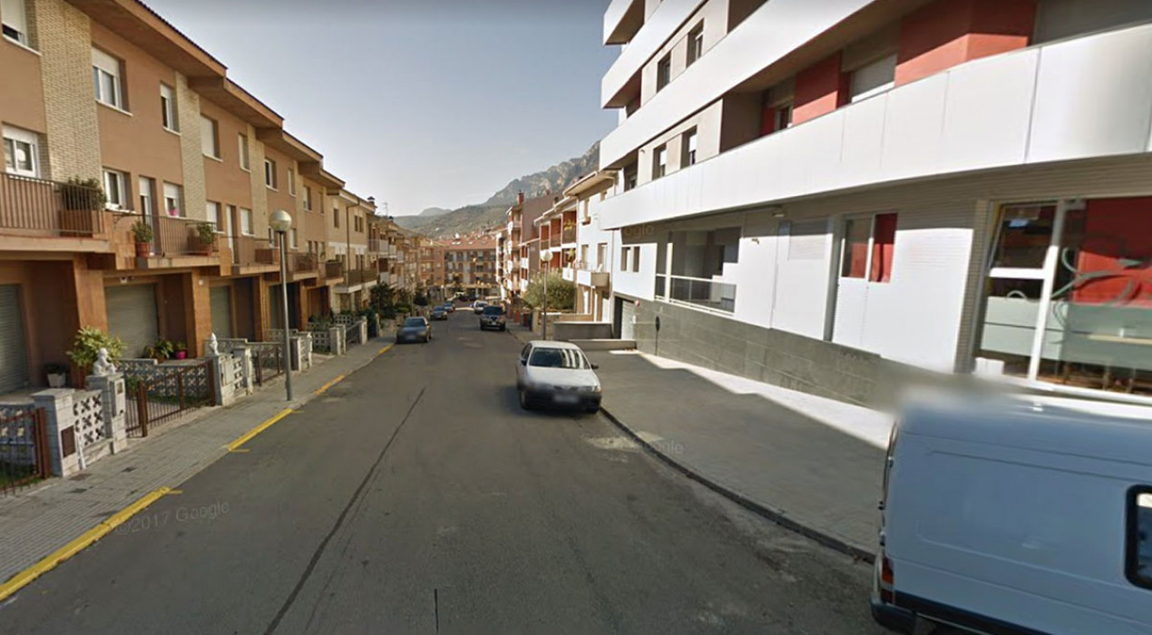 Els Mossos investiguen una possible agressió sexual al carrer Ferran Agulló de Berga