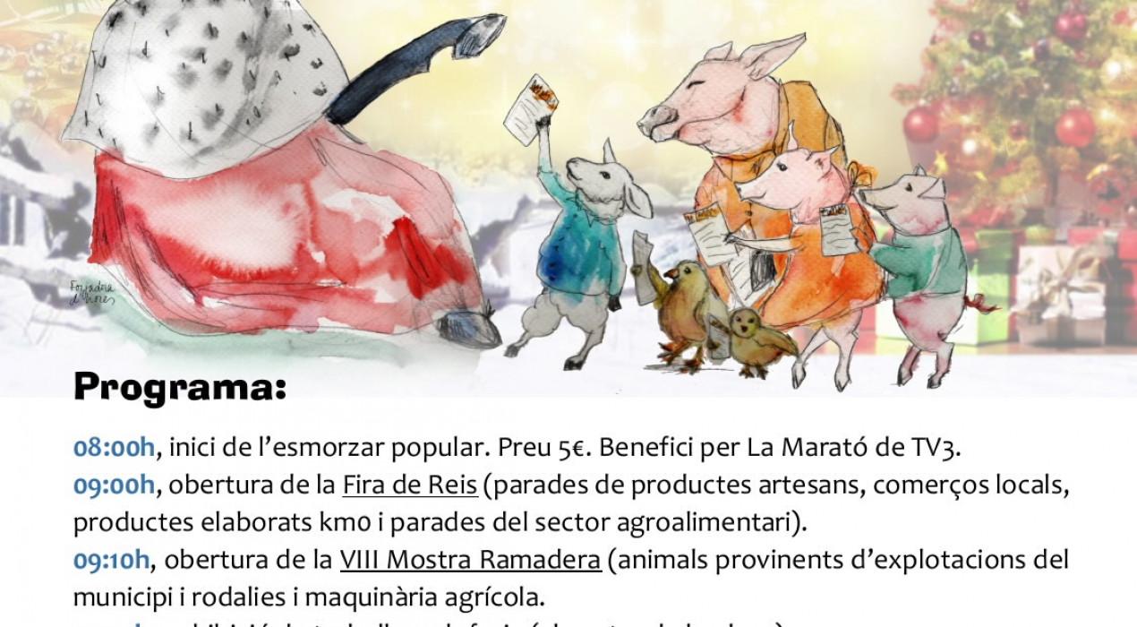 Fira de Reis i mostra ramadera 2019