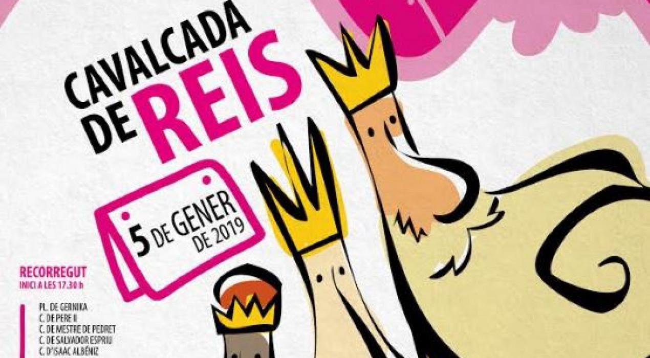 CAVALCADA DE REIS a Berga 2019