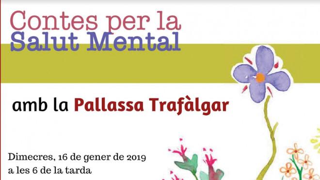 L'Hora del conte amb la Pallassa Trafalgar @ Biblioteca Ramon Vinyes i Cluet (BERGA)