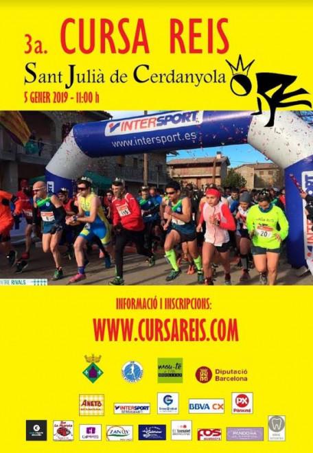 3a Cursa de Reis @ Sant Julià de Cerdanyola