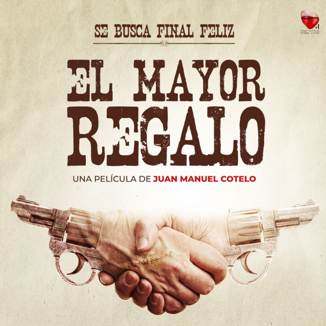 Cinema a Berga: EL MAYOR REGALO @ Teatre Patronat de Berga