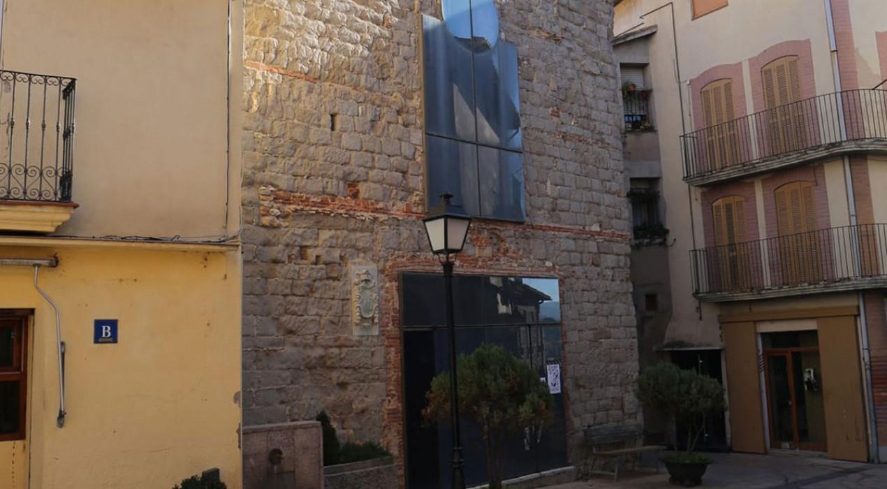 Gironella posarà calefacció i un lavabo a l'església vella per consolidar-la com un pol cultural