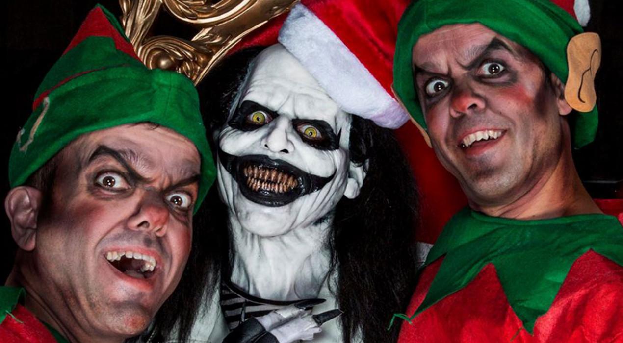 Horrorland obre tres dies aquest Nadal amb una atracció i una casa de terror extrem noves