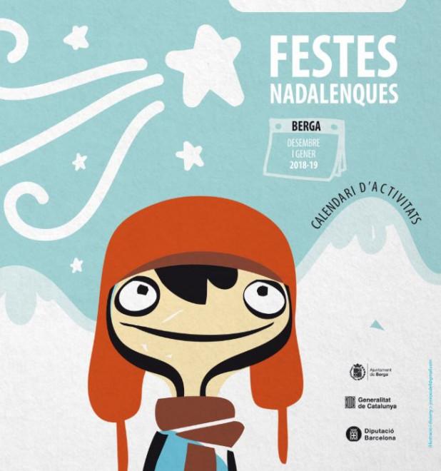 ESPECTACLE TEATRAL i recollida de cartes @ Plaça dels Països Catalans (BERGA)