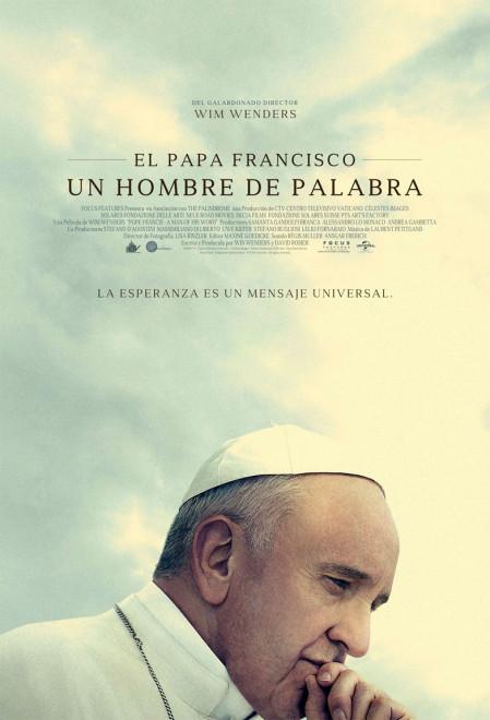Cinema a Berga: EL PAPA FRANCISCO, UN HOMBRE DE PALABRA @ Teatre Patronat de Berga