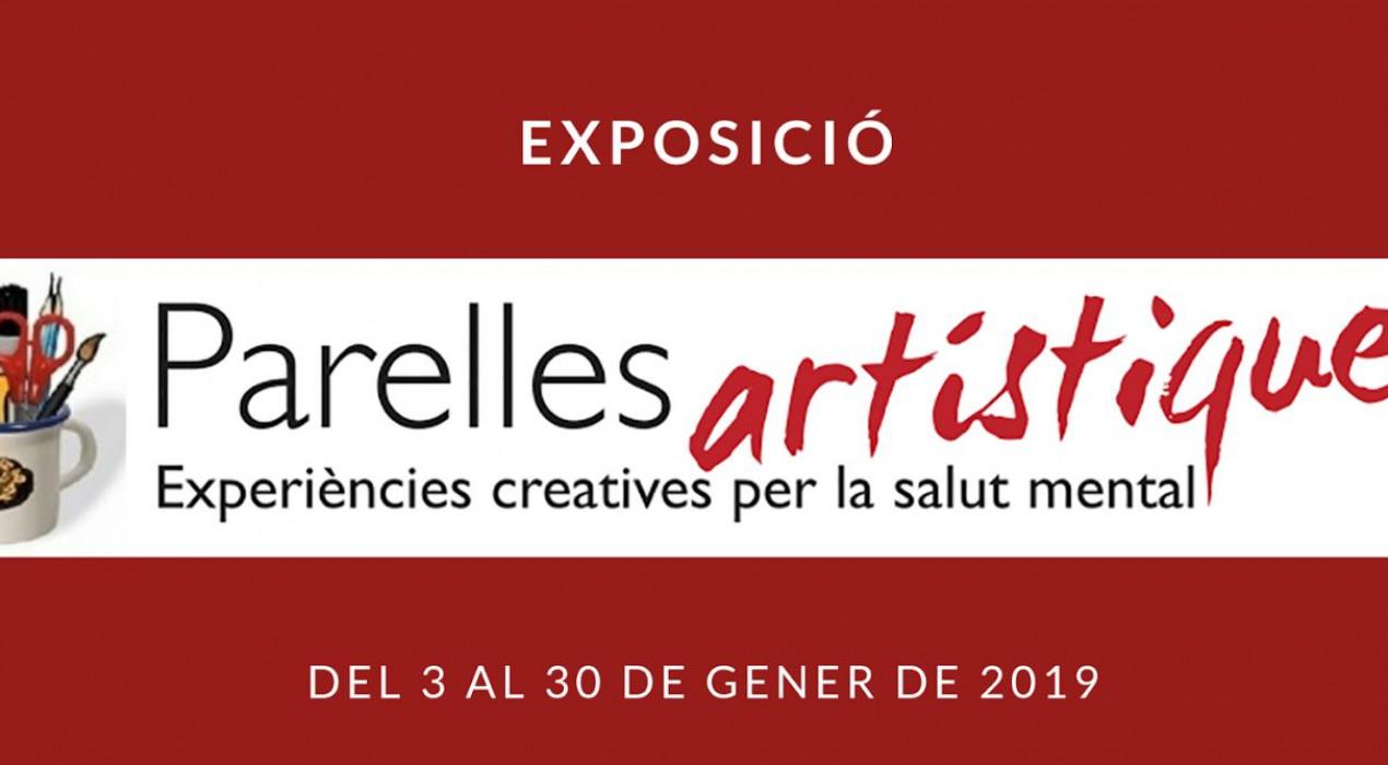 """Inauguració exposició """"Parelles artístiques"""""""