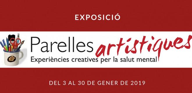 """Inauguració exposició """"Parelles artístiques"""" @ Biblioteca Ramon Vinyes i Cluet (BERGA)"""