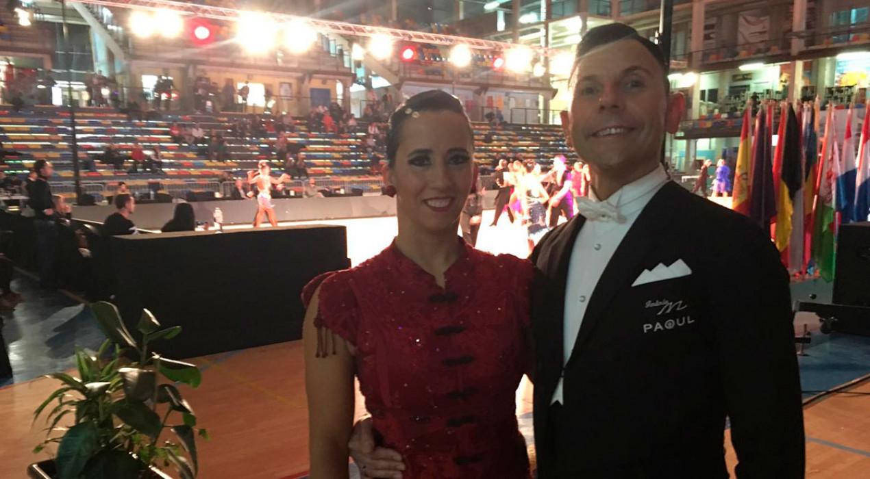 Bronze per a Joan Boixader i Rosanna Camprubí al campionat d'Espanya de 10 Balls