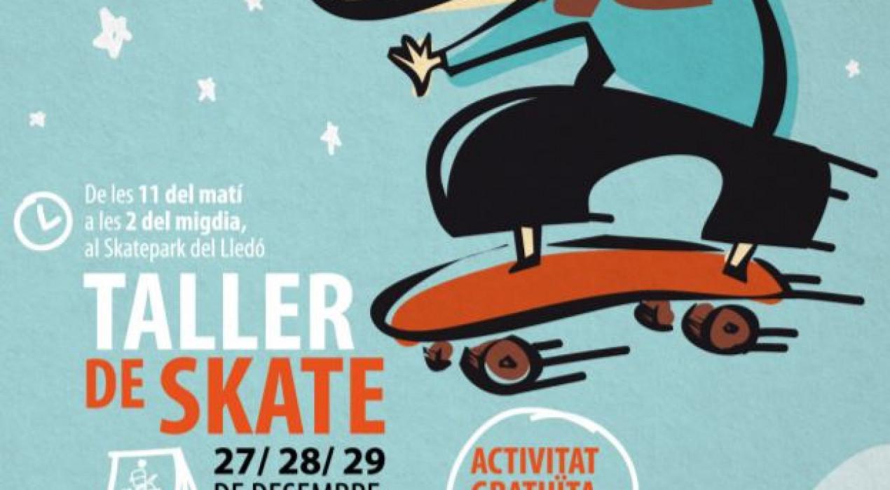 TALLER DE SKATE 2018
