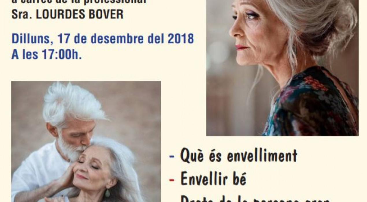 XERRADA sobre l'envelliment