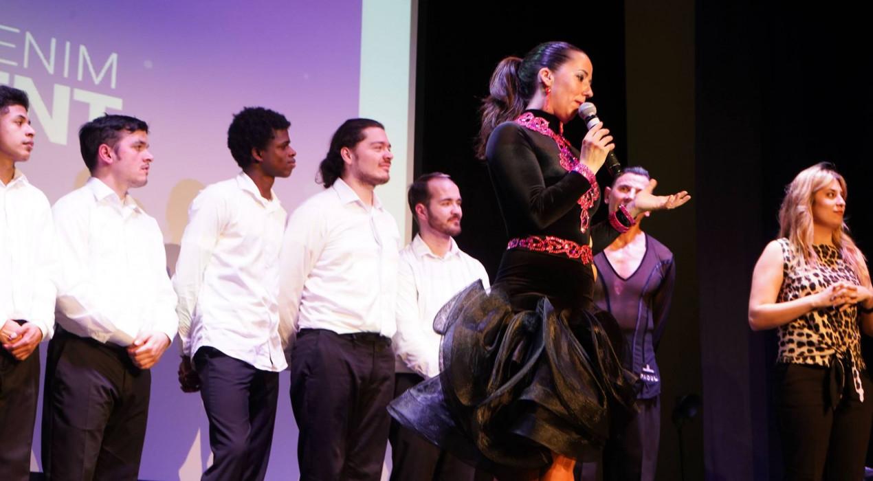 La berguedana Rosanna Camprubí queda segona al primer 'talent show' de Catalunya per a persones sordes