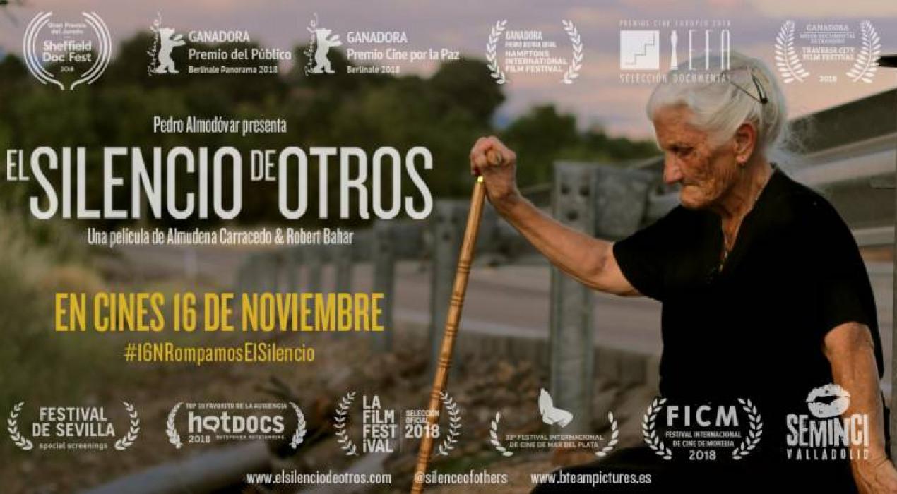 Cinema a Berga: EL SILENCIO DE OTROS