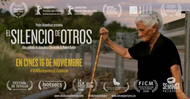 Cinema a Berga: EL SILENCIO DE OTROS @ Teatre Patronat de Berga