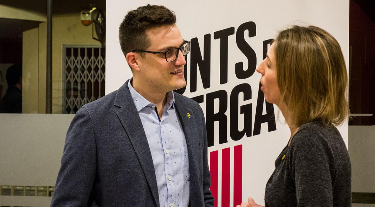 El PDeCAT opta per la marca Junts per Berga per a les eleccions municipals